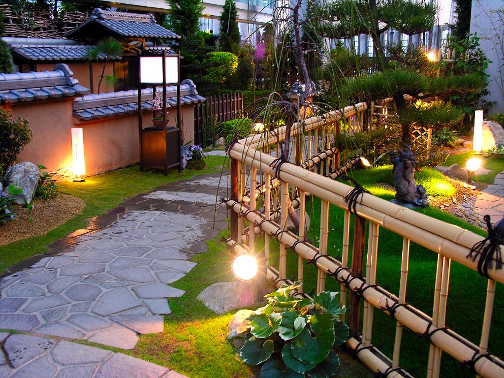 日本庭園風ガーデニング